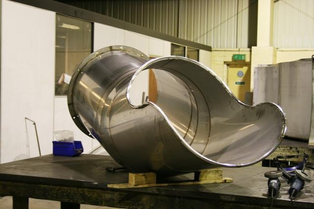 Dero Fabrication Ltd Portfolio Sheet Metal